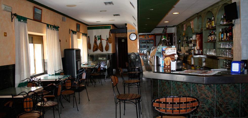 bar en monfragüe