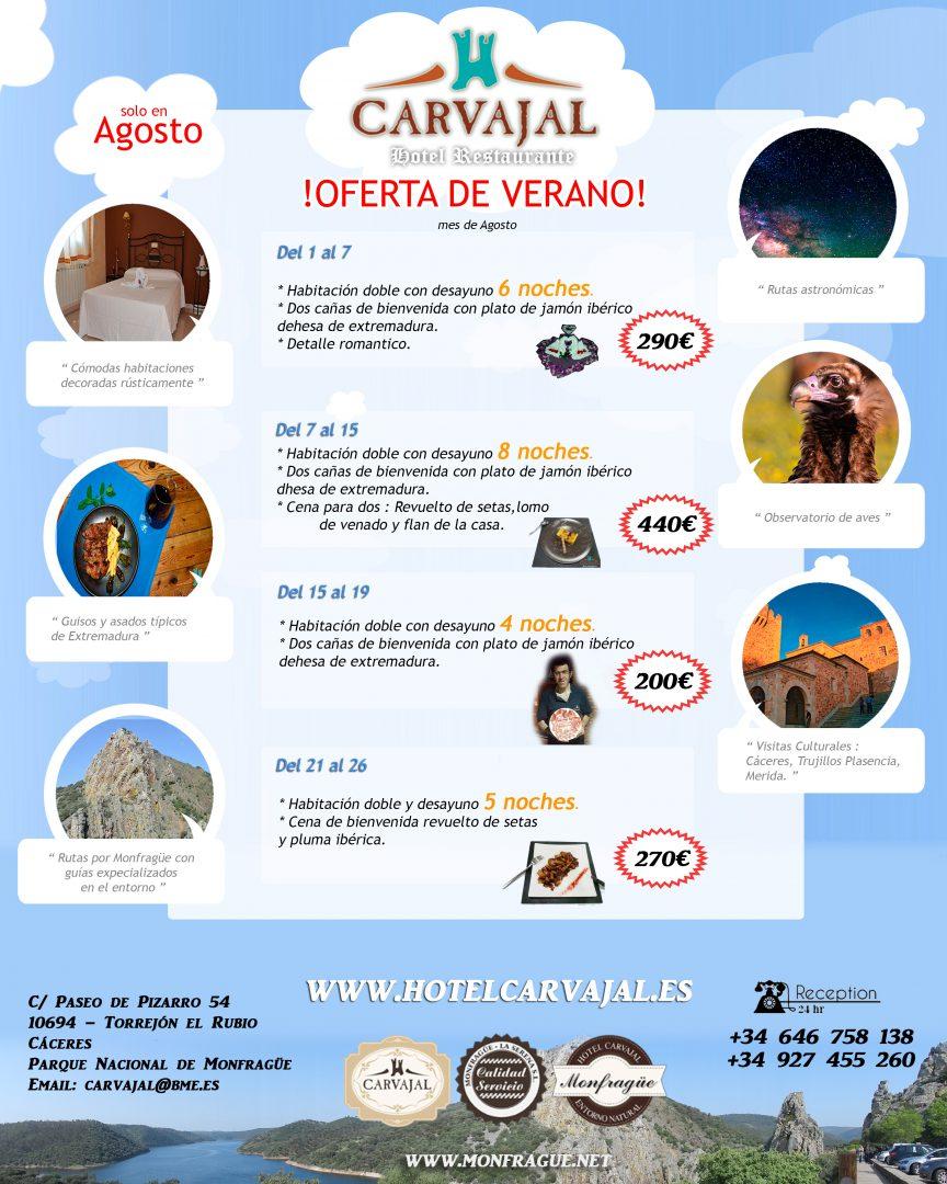 Ofertas verano 2016 hotel restaurante carvajal - Ofertas lanzarote agosto ...