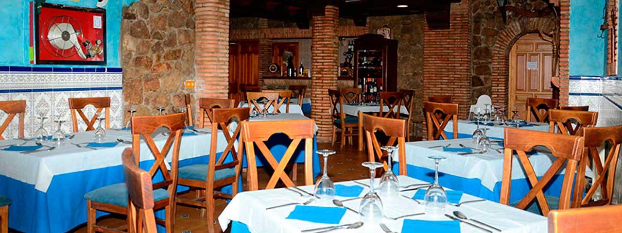 Hotel restaurante en el Parque nacional de Monfragüe