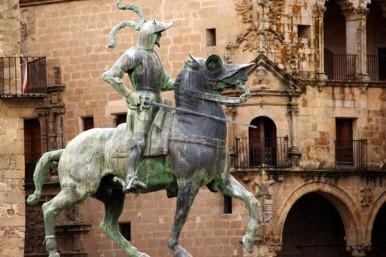 Visita cultural a Trujillo